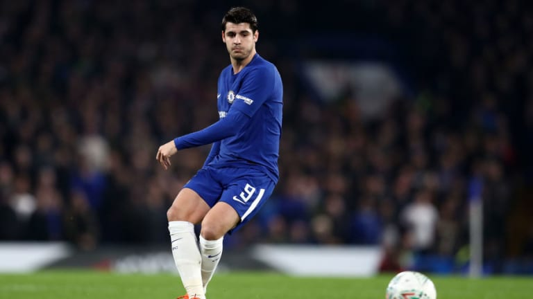 Alvaro Morata's Tough Debut Chelsea Season Suffers New Setback After Close Friend Dies in Car Crash