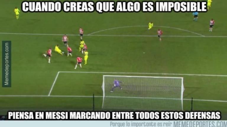 Los mejores 'memes' del gol de Messi, la celebración de Griezmann y más