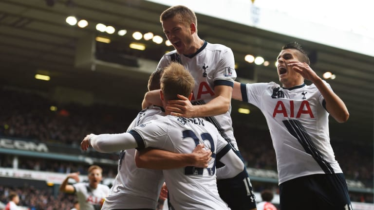 Tottenham Announce the Return of 5 Key Players to Full Training Ahead of Man Utd Clash