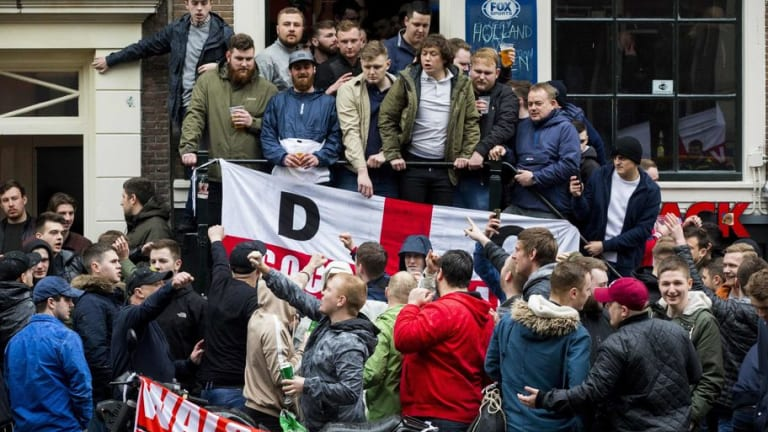 FanView: Why England Fan Trouble Is Not on the Rise Again Despite Latest Incidents