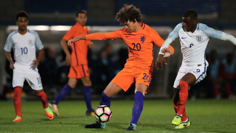 Manchester City Set to Secure Signing of Young Dutch Defender Philippe Sandler