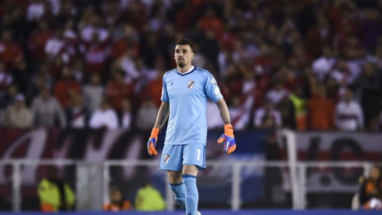 OFICIAL | El arquero convocado a la selección Argentina tras la lesión de Franco Armani