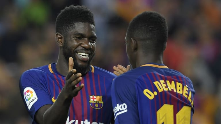 Barcelona President Insists French Star Will Stay This Summer Amid Interest From Arsenal & Liverpool