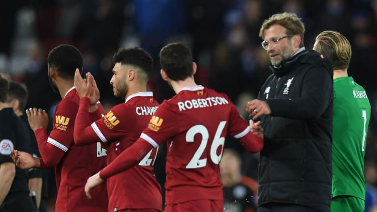 Jurgen Klopp Insists Liverpool Players Are 'Buying Into' Reds Rotation Policy This Season