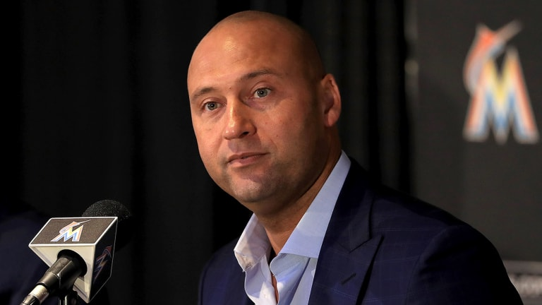 Maybe NFL Teams Can Learn Something From Jeter's Marlins