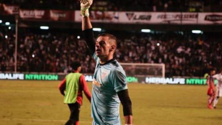 ¿SE QUEDA O SE VA? | Adrián Gabbarini termina contrato con Liga de Quito en diciembre