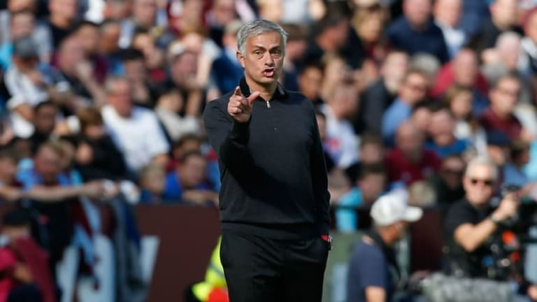 Jose Mourinho Launches Disgraceful Attack on Man Utd Fans & Anthony Martial After West Ham Loss