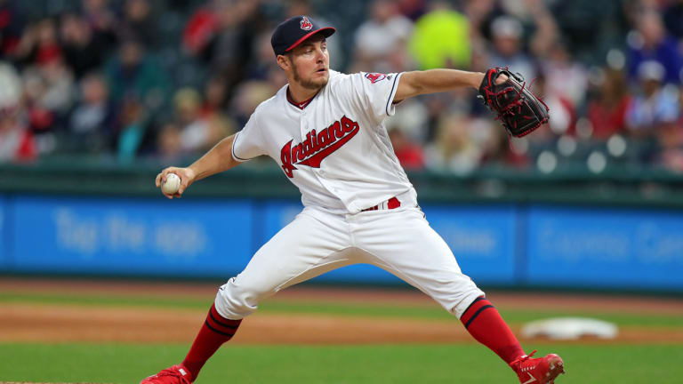 Trevor Bauer's Veiled Accusations of the Astros May Have Merit ... But They're Probably Personal