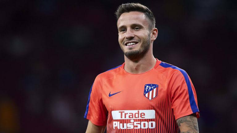 Saúl se moja y elige entre el Vicente Calderón y el Wanda Metropolitano