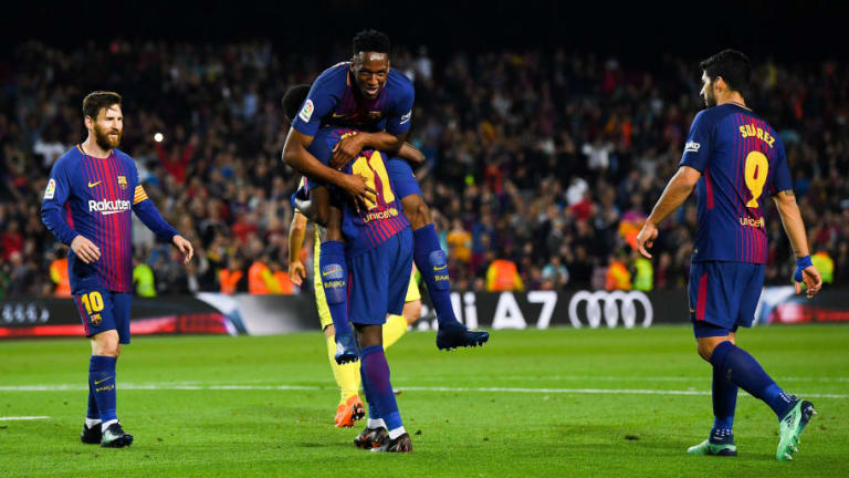 Spanish Report Claims Barcelona Defender Will Join Liverpool on Loan Next Season