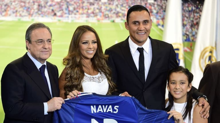 MERCADO | La fecha de salida de Keylor NAvas del Real Madrid