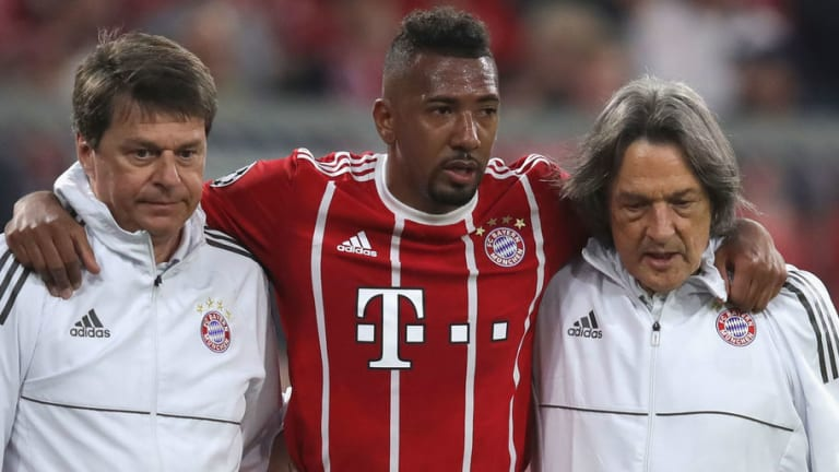 Bayern's Jerome Boateng Insists He Will 'Fight' for World Cup Place After Season-Ending Injury