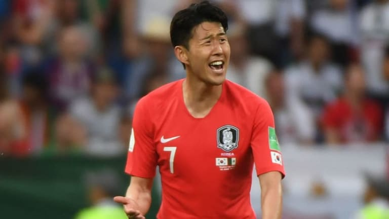 INÉDITO | ¡Heung-Min Son podría terminar su carrera por no seguir en el Mundial!