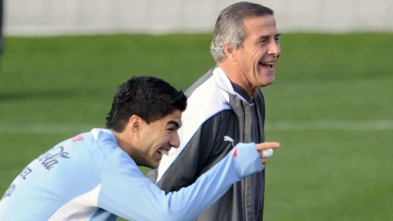 Las declaraciones de Luis Suárez sobre el papel de la selección en el Mundial y Tabárez