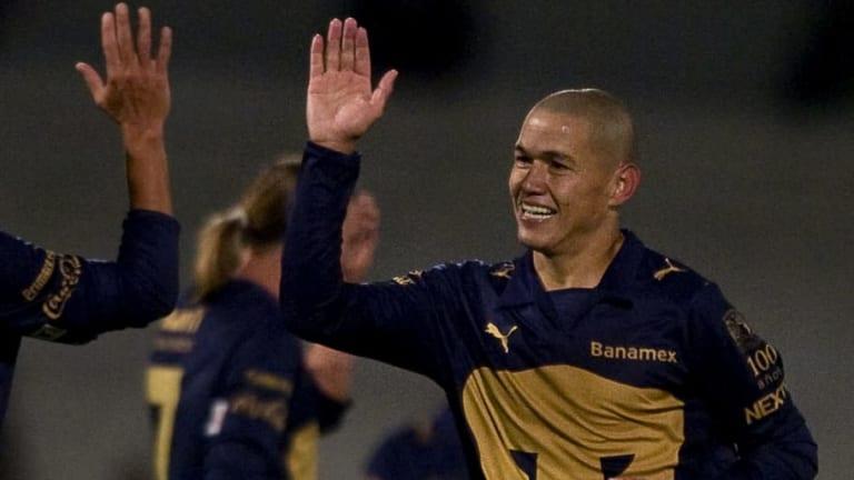 Darío Verón planea regresar a Pumas