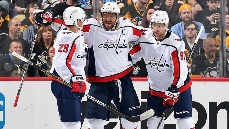 For Alex Ovechkin and the Capitals, Defending Their Title Involves Doing More of the Same