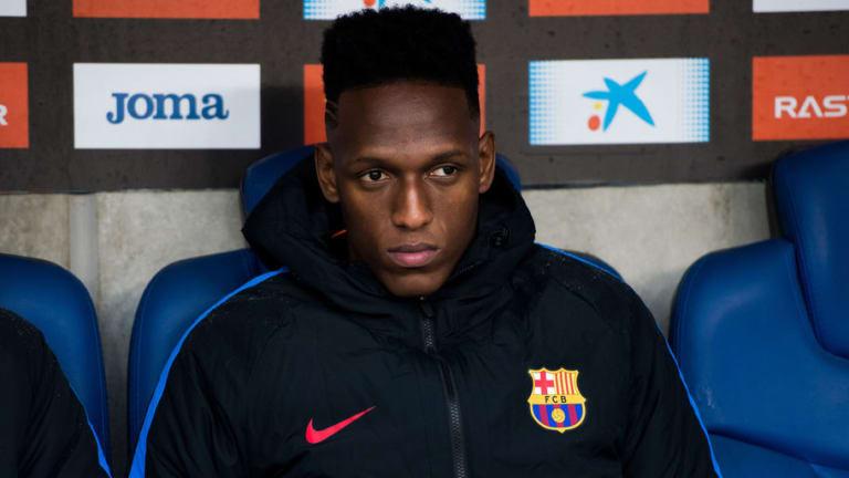 SORPRESA   El deseo del FC Barcelona sobre el futuro de Yerry Mina en el club