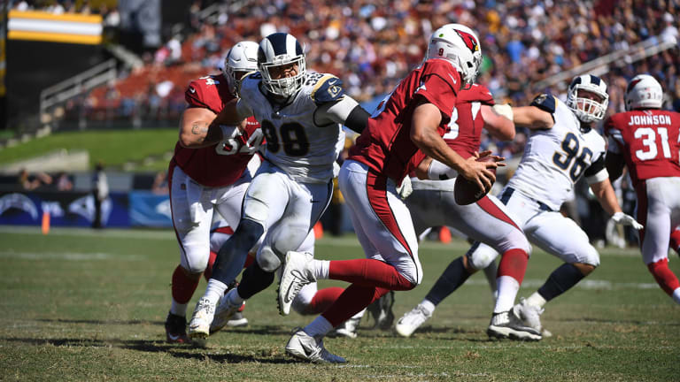 How Rams' Aaron Donald Is Redefining the Defensive Tackle Position in the NFL