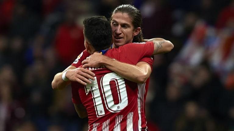 El 1x1 de los jugadores rojiblancos en el triunfo del Atlético de Madrid ante la Real Sociedad