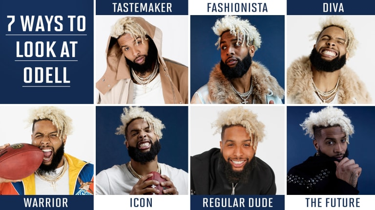 Seven Ways to Look At Odell