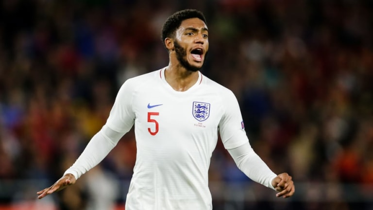 Liverpool in Discussions With England About Pair's Involvement During International Break