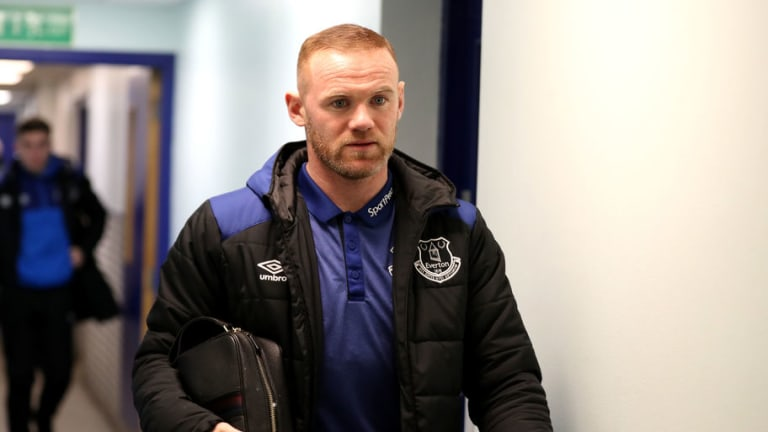 Wayne Rooney Reveals He Knew He Was the Best Player at Everton During 1st Spell Despite Tender Years