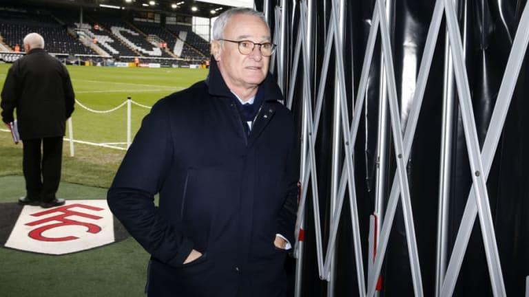 Fulham Boss Claudio Ranieri Admits He 'Wanted to Kill' Aboubakar Kamara Following Penalty Incident