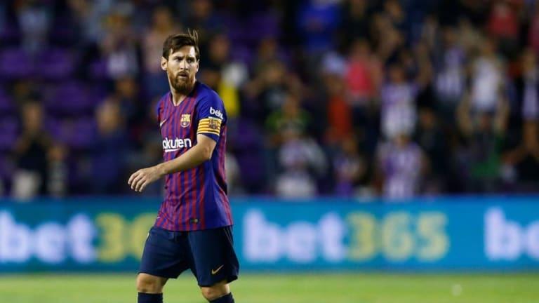 """""""¡PECHO FRÍO!""""   La pésima actitud de una hincha de Central al ver a Messi"""