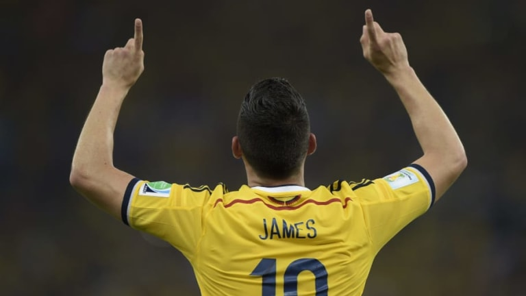 World Cup Countdown: 2 Days to Go - James Rodríguez Makes the 2014 World Cup His Own