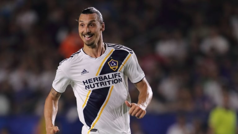 """POLÉMICO: Comisionado de la MLS está """"decepcionado"""" por ausencia de Zlatan en el Juego de Estrellas"""
