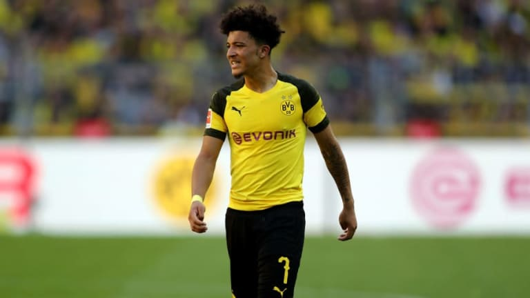 Vindication: Why Jadon Sancho Has Proven He Made the Right Decision to Join Borussia Dortmund