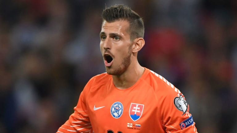 Newcastle's Deadline Day Signing Martin Dubravka Reveals Details of 'Hectic' 24 Hours Before Move