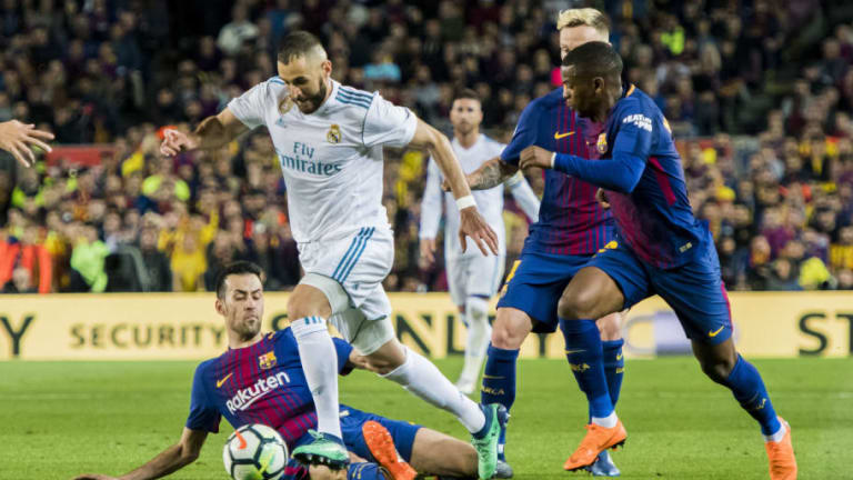 Barcelona vs Real Madrid Preview: How to Watch, Live Stream, Kick Off Time & Team News