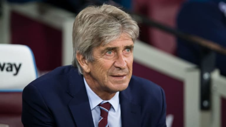 Manuel Pellegrini Reveals Injury Worry for New West Ham Signing Ahead of Manchester United Clash