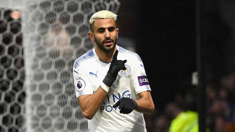 Sky Pundit Reveals Why Liverpool Should Sign Leicester Ace Mahrez If Barca Land Coutinho