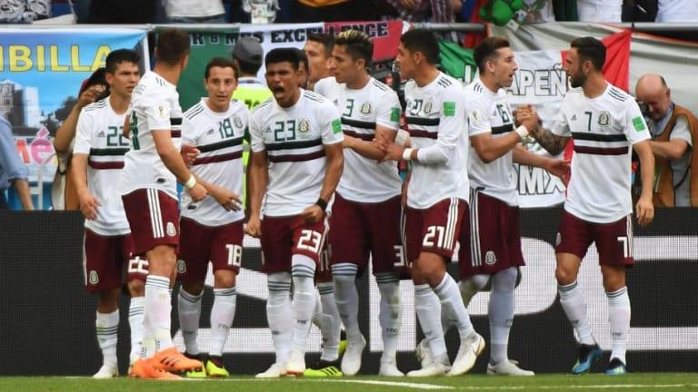 South Korea 1-2 Mexico: El Tri Put One Foot in Last 16 Despite Late Screamer From Son