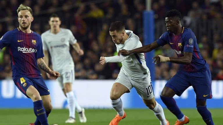 VIDEO | Dembélé anota el segundo tras fantástica jugada de Messi