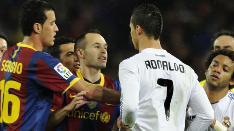 REVELADO | Iniesta desvela por qué mandó a callar a Ronaldo en un Clásico