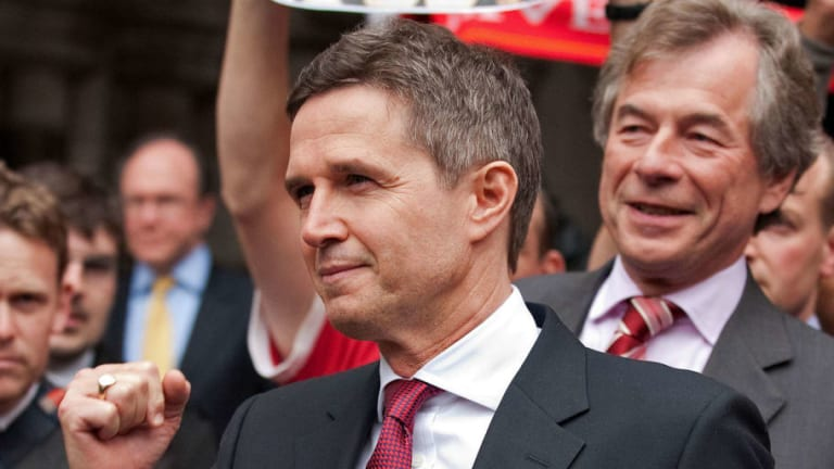 Aston Villa Appoint Former Liverpool Chief Executive Christian Purslow as New CEO
