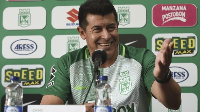 MERCADO   El nuevo delantero que suena para Atlético Nacional si no llega Giovanni Moreno