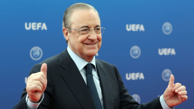 La astronómica cifra por la que se endeudará Florentino Pérez para techar el Bernabéu
