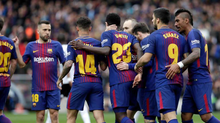 REVELADO   El futbolista del Barcelona que ha regresado de Rusia para cerrar su salida