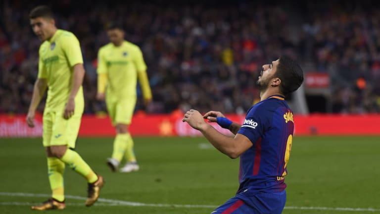 El dato negativo que cosechó el Barcelona ante el Getafe y no se veía desde 2012