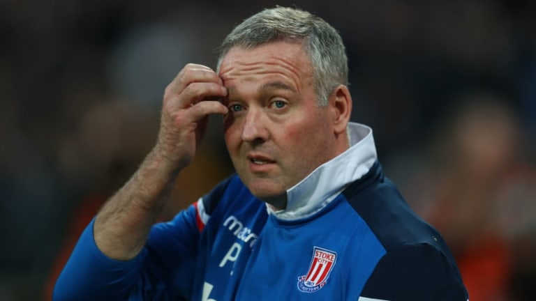 Paul Lambert Claims Saving Stoke From Relegation Would 'Be Up There' In List of Biggest Achievements