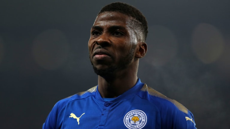 Foxes Striker Kelechi Iheanacho Confident on Leicester City Future After FA Cup Performance