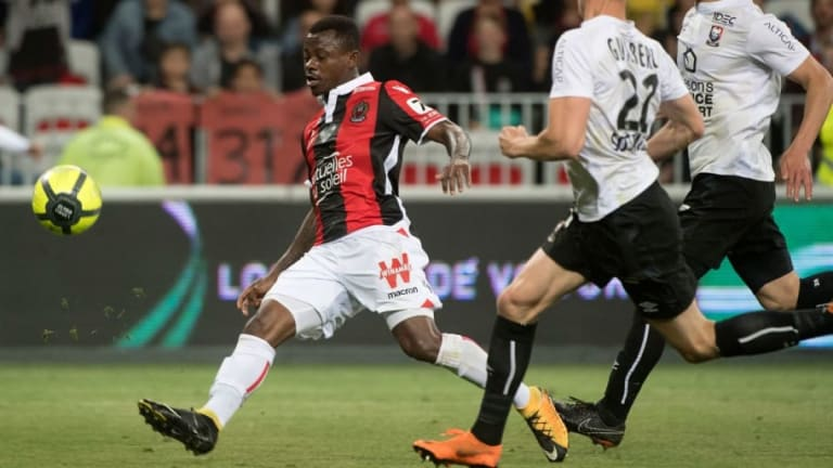 Arsenal Unlikely to Sign Nice Midfielder as Competition From Premier League Sides Increases