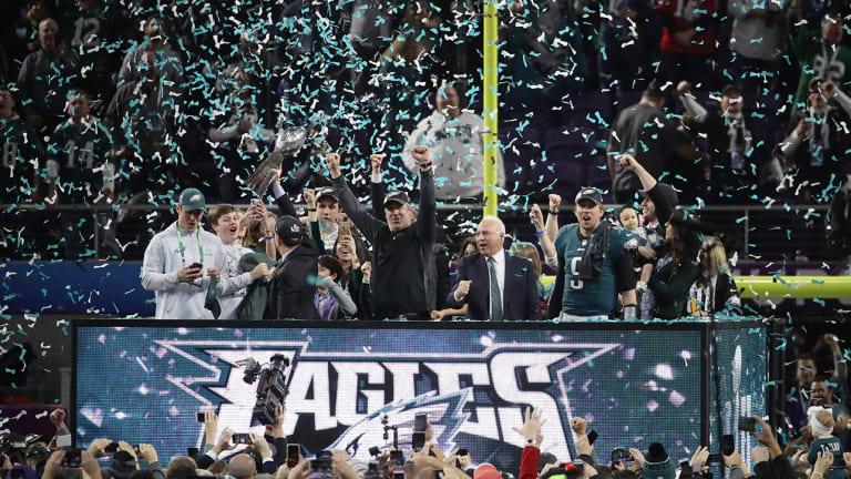 Philadelphia's Title Defense, and Doug Pederson vs. the Super Bowl Hangover