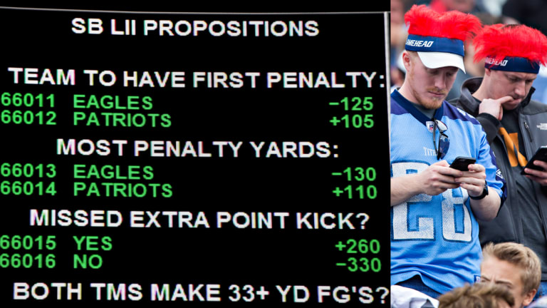 Legal Sports Gambling is Coming, and the NFL Is Getting Ready to Capitalize (Of Course It Is)