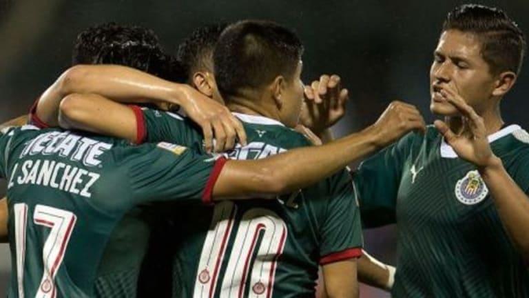 ¿EL DESPERTAR DEL GIGANTE?   Las Chivas debutan con triunfo en su participación en Concachampions