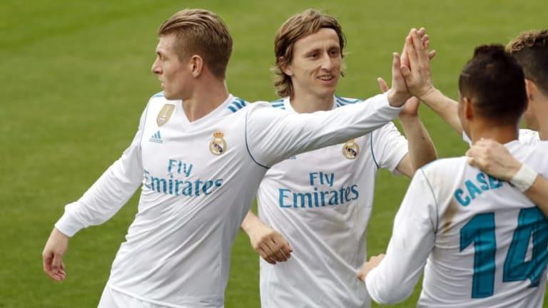 El joven centrocampista español por el que se ha interesado el Real Madrid